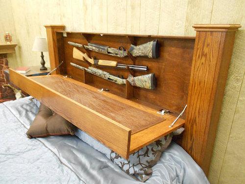 銃の隠し場所21
