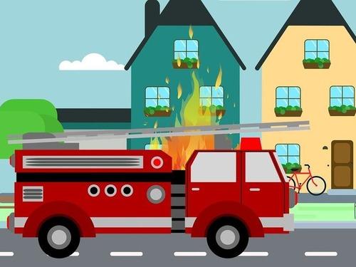 消防士「これが消火活動を1日した後のマスクのフィルター」