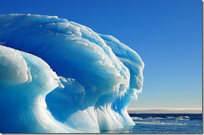 凍った波02