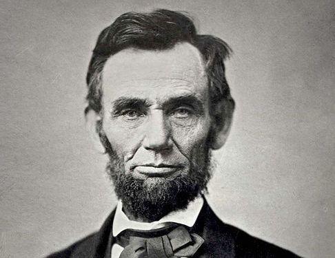 リンカーン大統領の本00