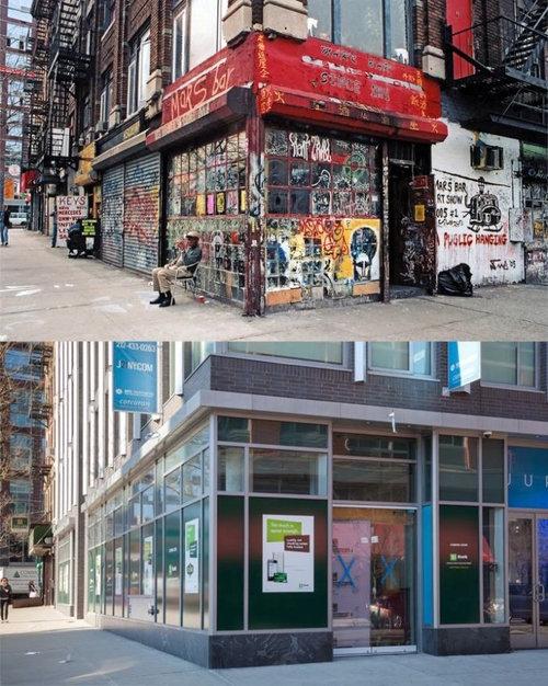 ニューヨークの10年前と今04