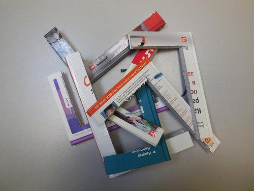 本のリサイクル 01