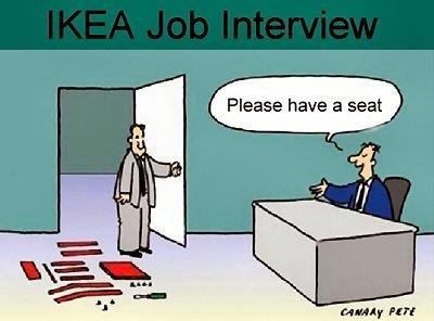 IKEAの店員のシャツ02