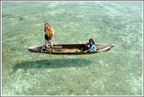 透明な海10