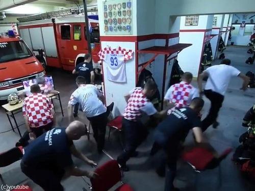 クロアチアの消防士たち01