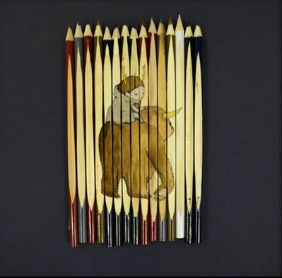 鉛筆アート02