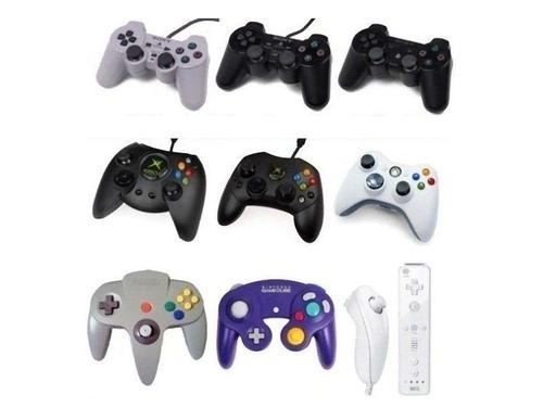 ゲームコントローラの3企業の思想の違い00