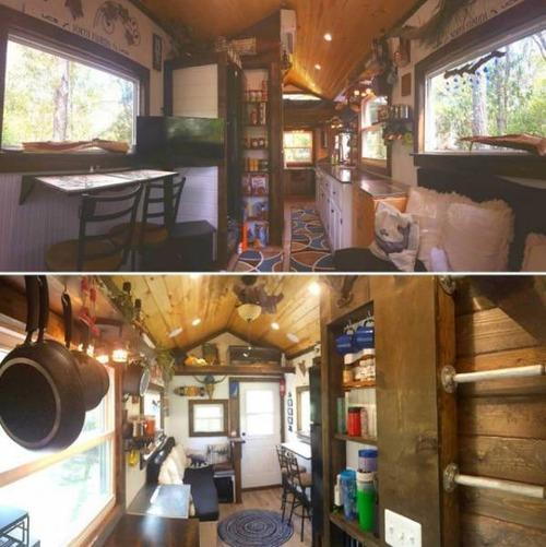 学生寮の代わりに自宅を建設した学生15