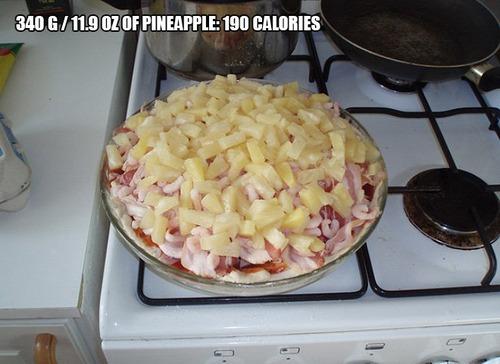 9000kcalのピザ07