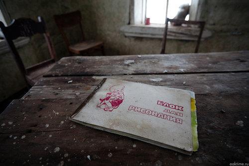 ロシアの廃村07