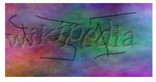 どっちの文字がCAPTCHAなんだこれは