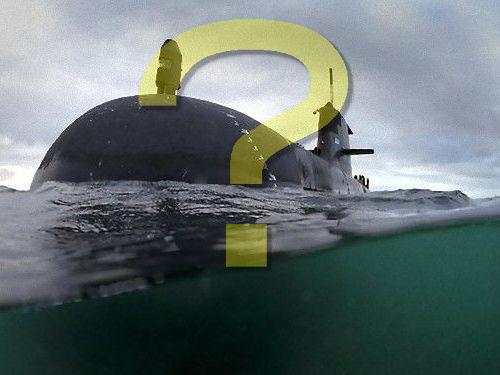 潜水艦にセイウチ00