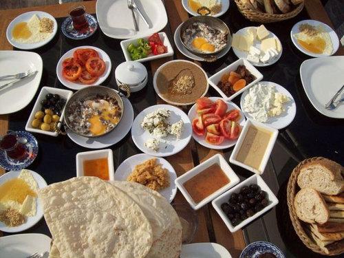 世界の伝統的な朝ごはん29