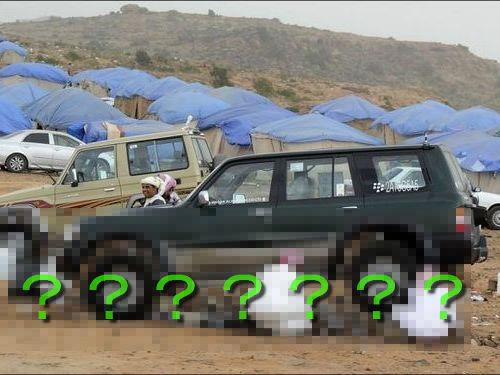 サウジアラビアの遊び00