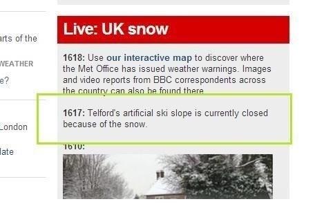 スキー場閉鎖&雪だるま01