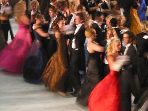 ダンスパーティのパートナー00