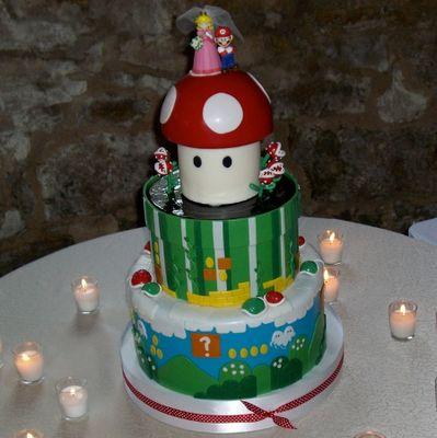 ウェディングケーキ06