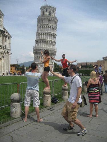 ピサの斜塔10