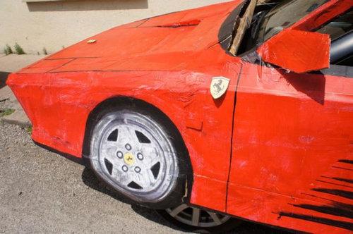 フェラーリに変身04
