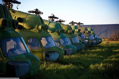 ウクライナの廃棄兵器08