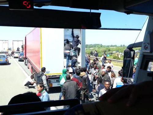 フランスの違法移民03
