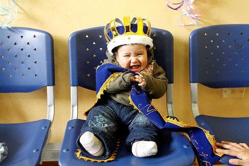 赤ちゃんコンテストの王者01