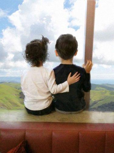 白血病の子供にフォトショップ34
