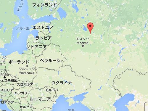 ロシアの廃村08