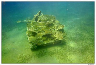 海底戦車07