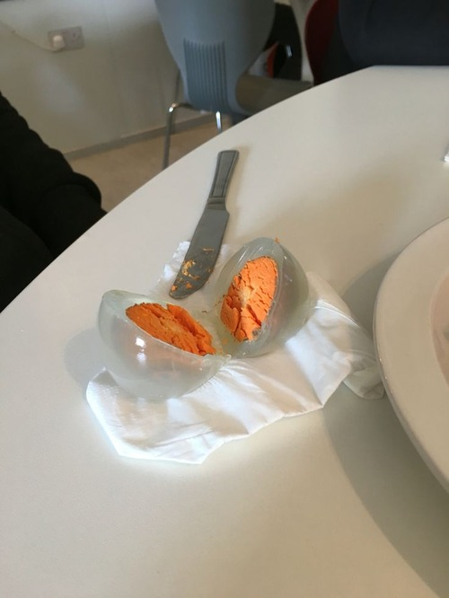 ペンギンのゆで卵02
