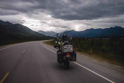 アラスカへの旅30