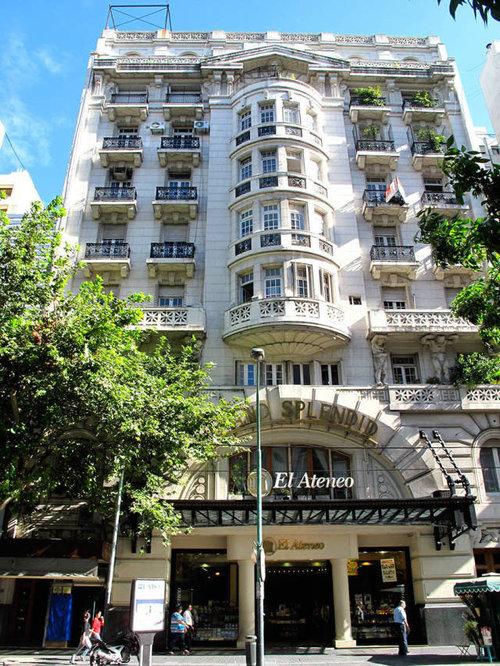 世界一美しいブエノスアイレスの本屋10