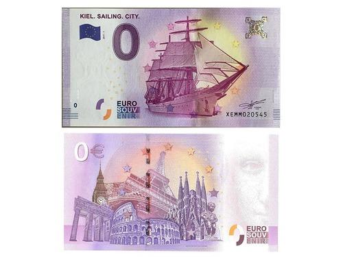 なぜユーロには0ユーロ紙幣があるのか00