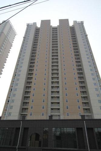 中国の高層ビル02