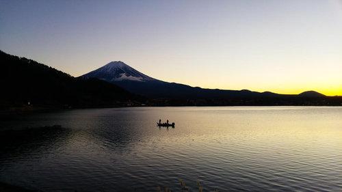 外国人「日本で富士山撮ってきた」03