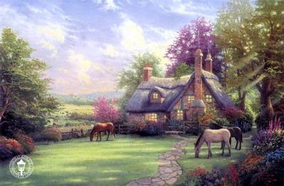 「光の画家」トーマス・キンケードの世界11