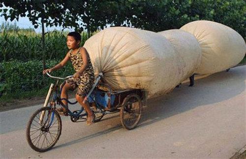 中国の天然ガス運搬10