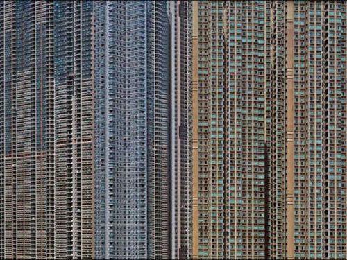 香港の集合住宅00