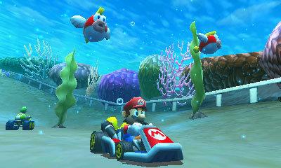 マイアミがマリオカートのコースになっていた04