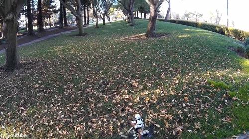 スターウォーズのスピーダーバイク01