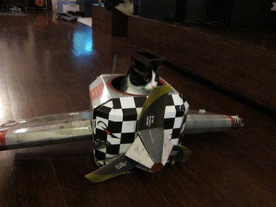 猫に戦車03