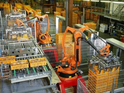 ロボットに仕事を奪われる時代
