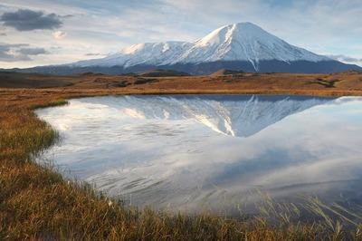 クリュチェフスカヤ火山02