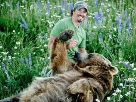 クマを育てた男12