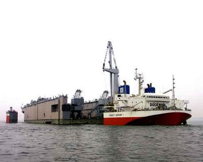 巨大なものを運ぶ船08