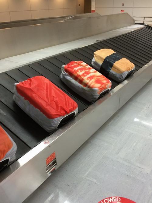 空港で寿司01