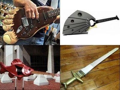面白ギター00