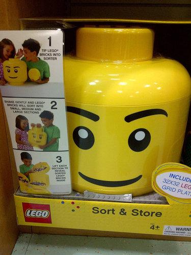レゴのバケツ01