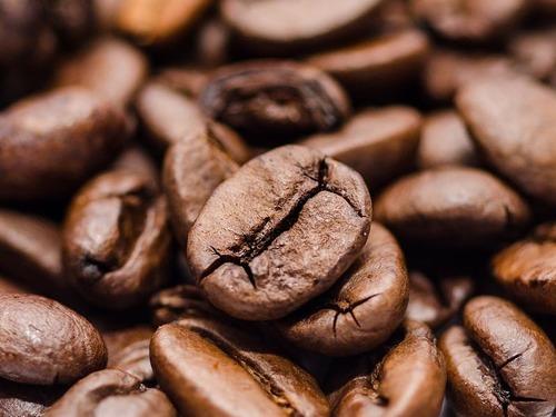 コーヒーの入った袋の底を見たら
