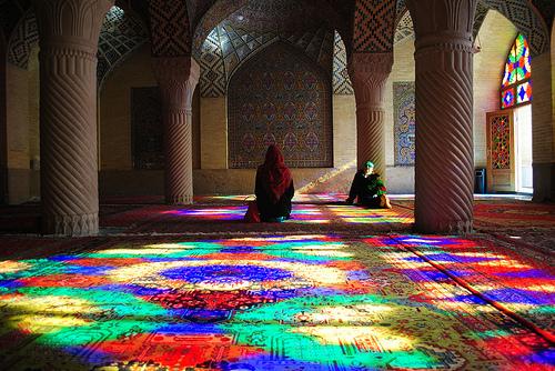 モスクの室内09